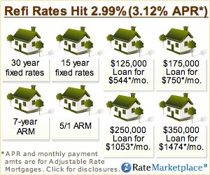 mortgage rates in st augustine florida