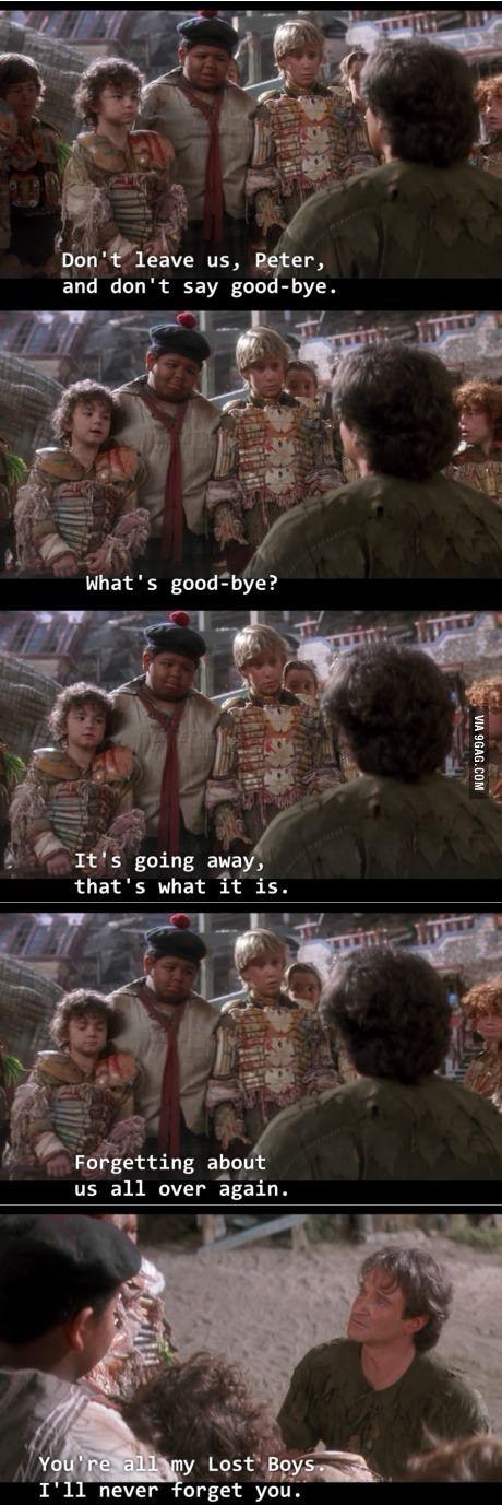 Robin Williams - Hook