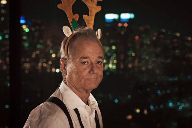 Кадр из сериала «Очень мюрреевское Рождество»