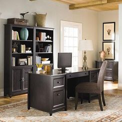 Sauder Office Furniture Collections Sauder 39 Edgewater 39 Collection Office Pinterest