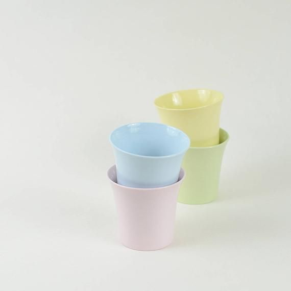 Ceramic Cups Pair Espresso Cup Tea Cups Set Of 2 Pastel