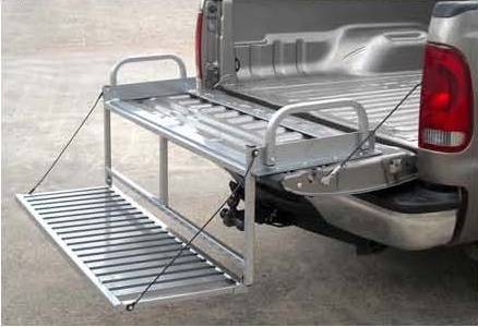 Truck'N Buddy Magnum Tailgate Step / Tailgate Seat