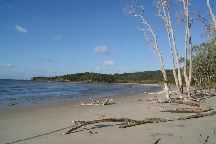 #Travel:  Great Keppel Island, #GreatBarrierReef, Queensland, #Australia.  Photo credit: Dawne Rudman