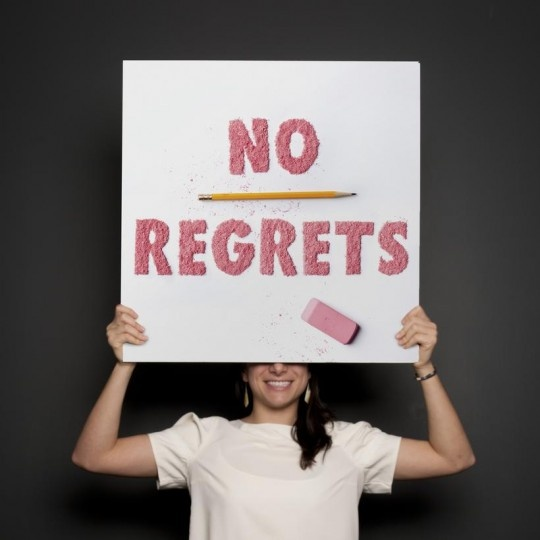 46 Famous No Regret Quotes And Sayings: 18 Best Images About Regrets On Pinterest