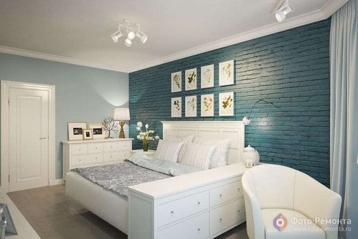 Спальни в стиле прованс - дизайн интерьера