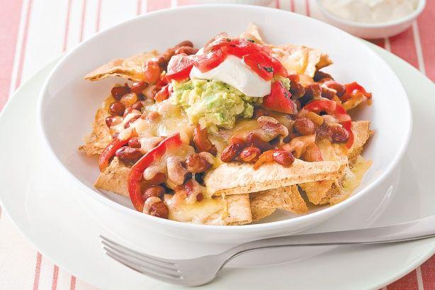 Nachos Recipe - Taste.com.au