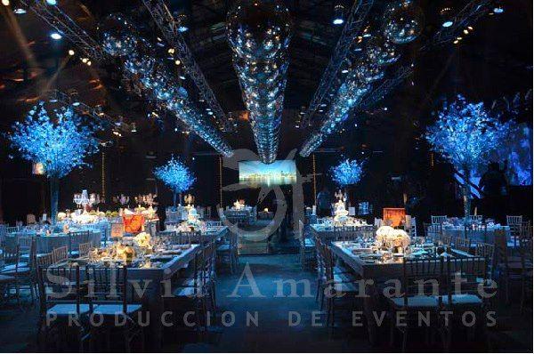 Fiesta de 15 a os 15 a os pinterest for Acuario salon de fiestas