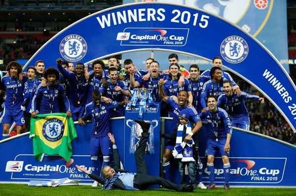#chelsea #chelseafc #mourinho #hazard #ktbffh #leaguecup