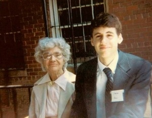 Mo Rocca can't learn cooking from his own grandmother, so he's doing the next best thing…