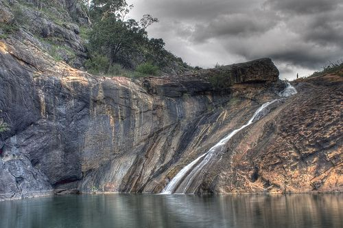 10 mins from our house- Serpentine Falls, Perth, Australia