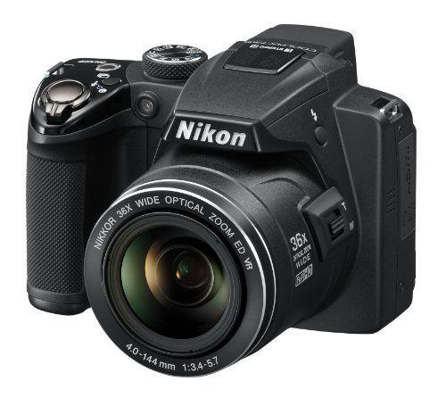 Angebote für Nikon Coolpix P500 Digitalkamera (12 Megapixel 36-fach opt. Zoom 75 cm (3 Zoll) Display Full-HD Video bildstabilisiert) schwarz Bei Amazon