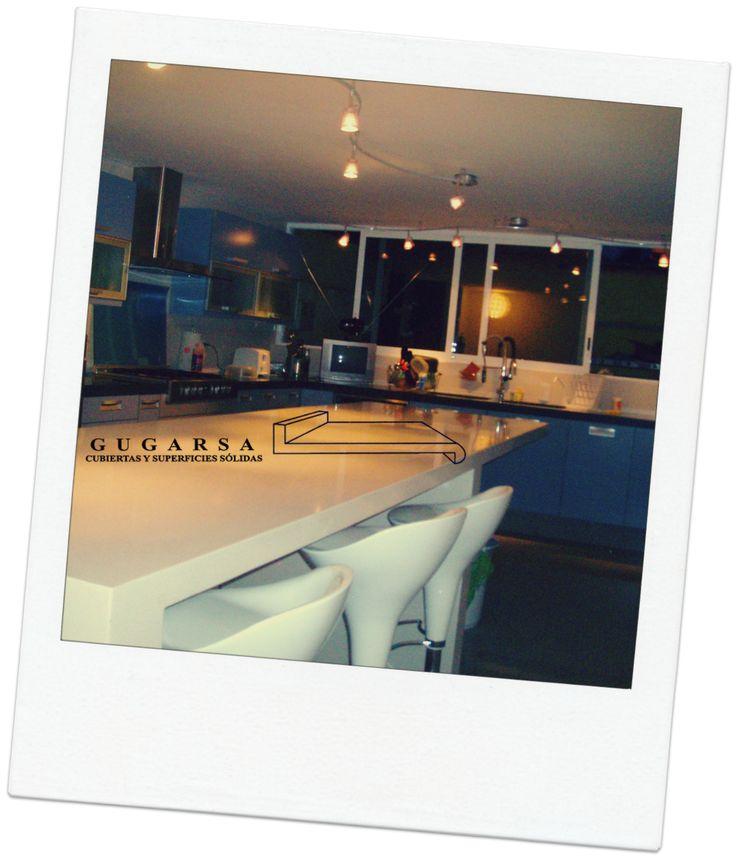 Cubiertas de Superficie de Cuarzo, Zodiaq, Color Surfaces, Caesarstone, Silestone ventas@gugarsa.com.mx cubiertasgugarsa@hotmail.com