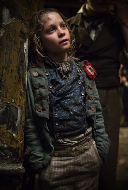 The Petticoat Archives: Les Miserables: The costumes, and the fashion of the day.