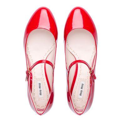 miu miu shoes