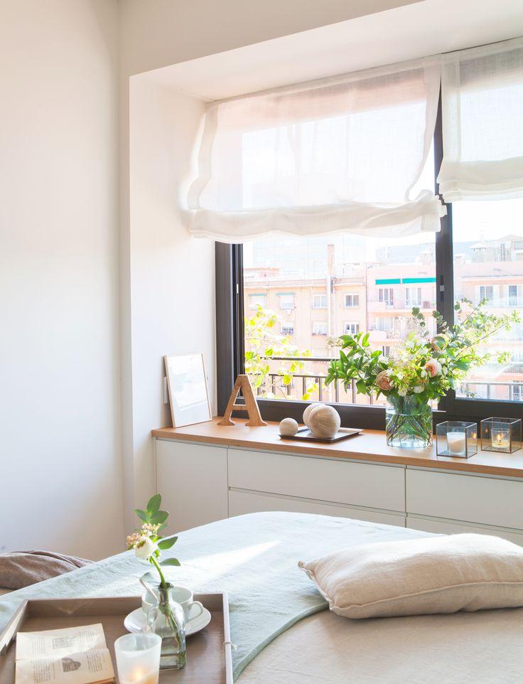 M s de 25 ideas incre bles sobre cortinas para dormitorio - Cortinas dormitorio principal ...