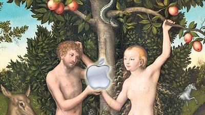 Скандалы. Интриги. Расследования: Священники объявили логотип Apple символом греха
