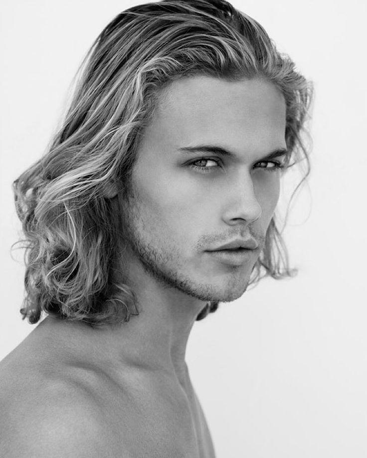 Christopher Mason (Chris Brown, model) by Jim Jordan