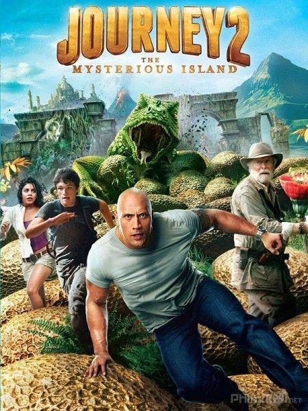 Cuộc Phiêu Lưu Tới Hòn Đảo Huyền Bí - HD