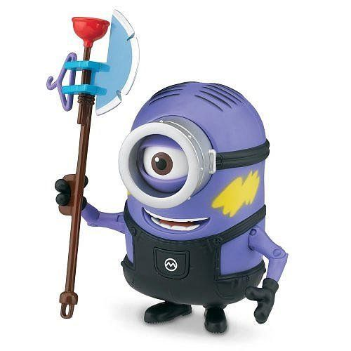 Despicable Me 2 Deluxe Action Figure