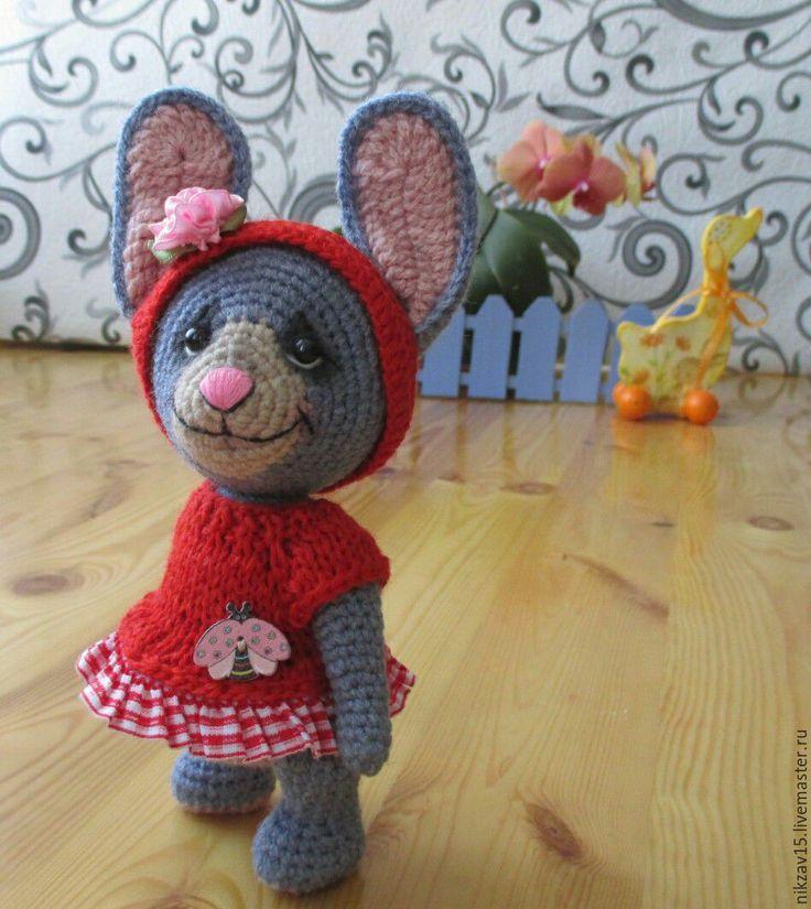Купить Зайка Люси - голубой, заяц, зая, зайка, зайчи, заяц игрушка, зайченок