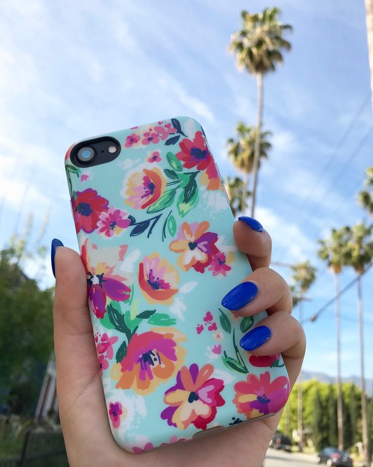 Los Angeles Mint Paradiso Case for iPhone 7 & iPhone 7 Plus from Elemental Cases