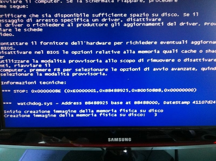 how to fix aswsnx.sys bsod