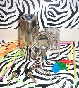 Kit  accessori attrezzatura barman Spedizione Gratuita   eBay