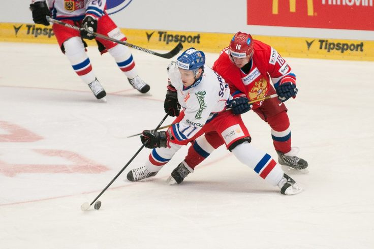 Euro Hockey Tour: Česko - Rusko 2015 - Czech men's national ice hockey team