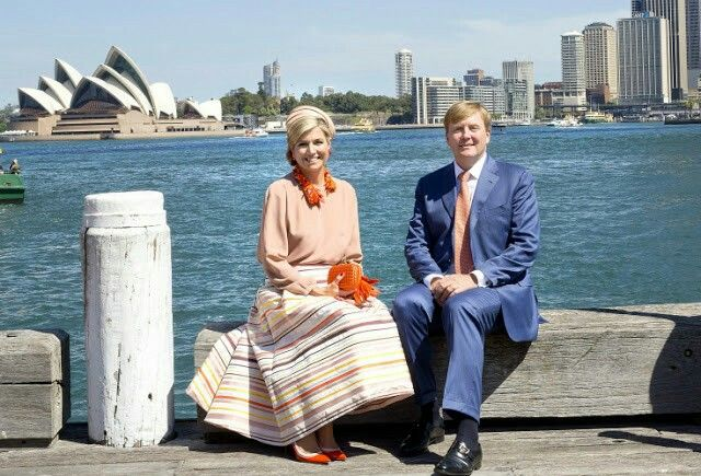 King Willem-Alexander and Queen Maxima Visit Australia – Day 4 3 NOV Program of the day (Sydney) – Meeting with International Investment Agency Netherlands – Meeting with the Governor – University Visit – Closing of a conference on cities – Visit the island Cockatoo