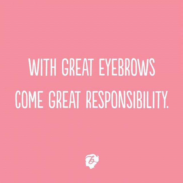#Brows over everything ;) #benefitbeauty