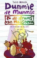 Mijn recensie over Tosca Menten – Dummie de mummie en de drums van Massoeba (Dummie de mummie 7) | http://www.ikvindlezenleuk.nl/2016/07/tosca-menten-dummie-de-mummie-en-de-drums-van-massoeba/