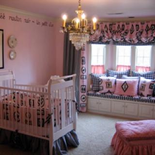 151 Best Girl Nursery Ideas Images On Pinterest Baby