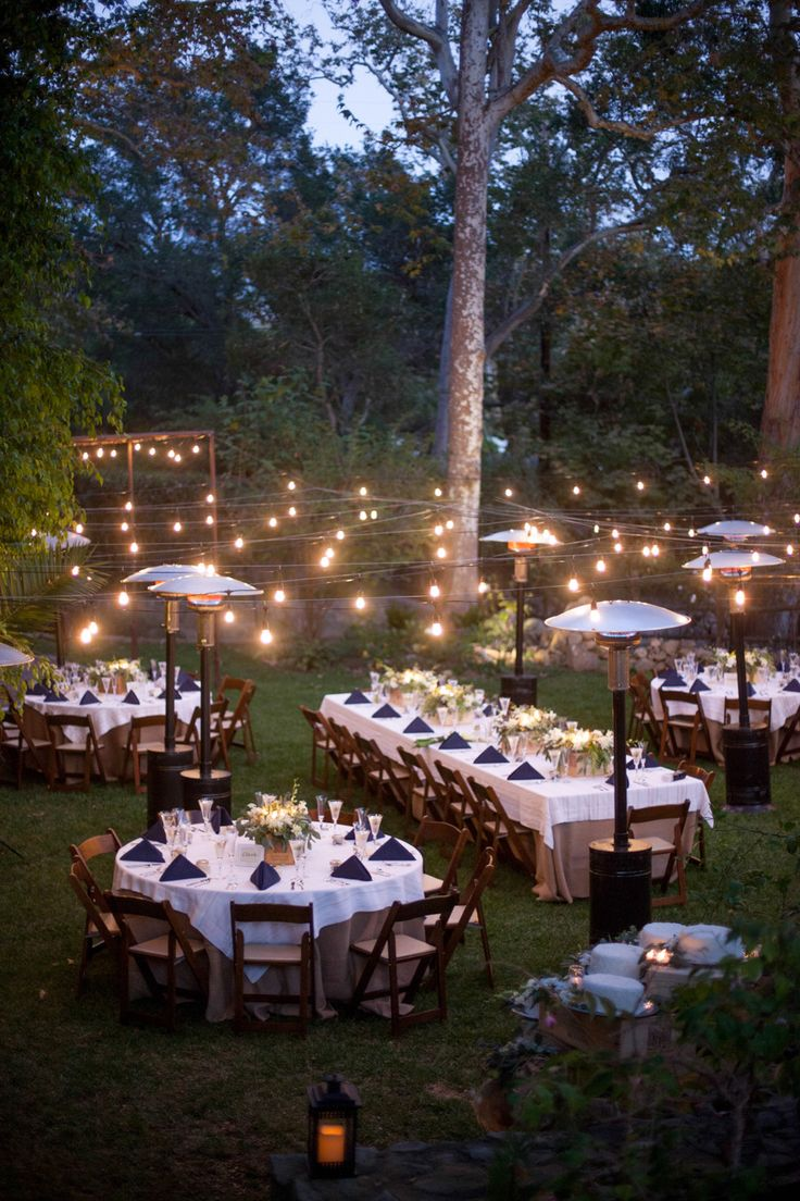 25 Best Ideas About Outdoor Dinner Parties On Pinterest Table Settings Di