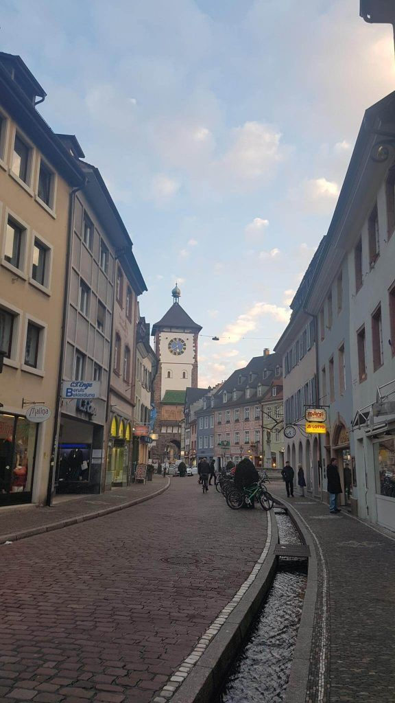 Freiburg is located in southern Germany. Known for being the sunniest and warmest place in Germany. Freiburg and its surrounding area have many sights waiting for you to discover. #freiburg #badenwürttemberg #germany