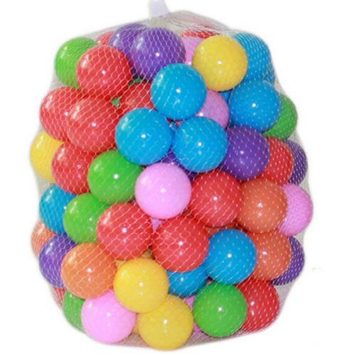 Набор 100 шт. шариков для сухого бассейна (диаметр 5,5 см). Нашла здесь - http://ali.pub/hjxtb