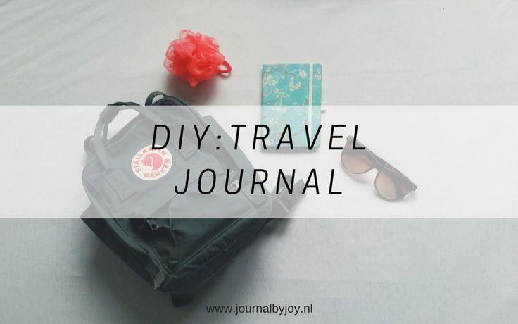 DIY – Travel Journal