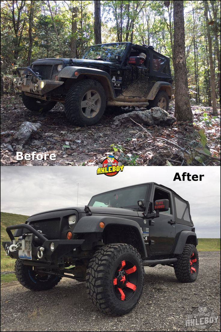 """2009 Jeep Wrangler upgraded with a 3"""" Teraflex lift, 33"""" Cooper STT Pro tires and Rockstar wheels. ______________________________________________________ #Axleboy #offroad #Jeep #Wrangler #lifted #Teraflex @TeraFlex #sttpro #tires #Rockstar #wheels #jeepshop #custom #upgrade #jeeplife #jeepthing #olllllllo"""