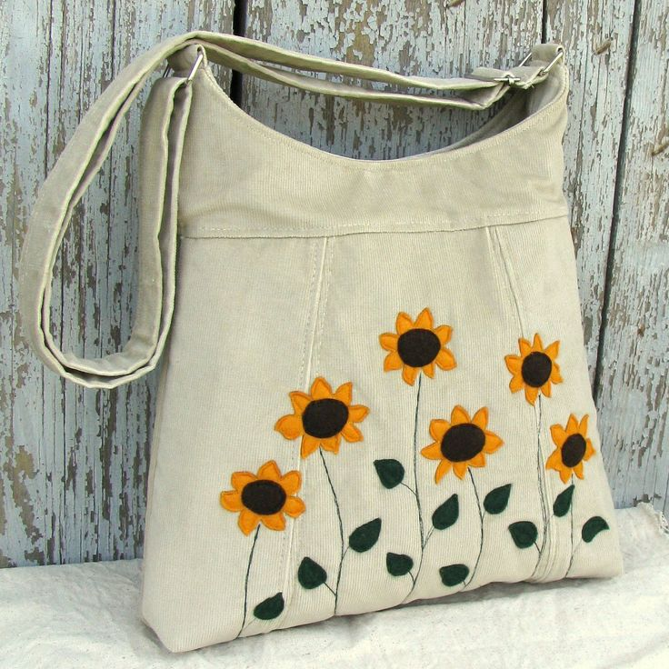 Sunflower from patonaifabian design