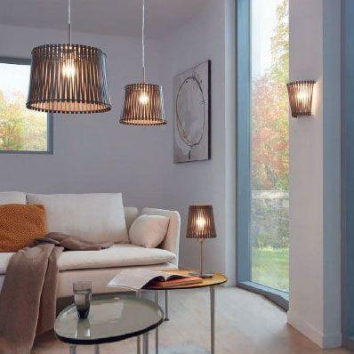 Taklampan Sendero från Eglo är en vacker taklampa med små trästavar som skapar ett lugnt och vackert mönster. #taklampa #eglo #lampanse #lampan #lampor #lampe #lamper #belysning #inredning #inspiration #scandinavian #nordichomes #nordicdesign #exclusive #premium #homestyling #levaochbo http://buff.ly/2rlbD6C?utm_content=buffer3a7a4&utm_medium=social&utm_source=pinterest.com&utm_campaign=buffer