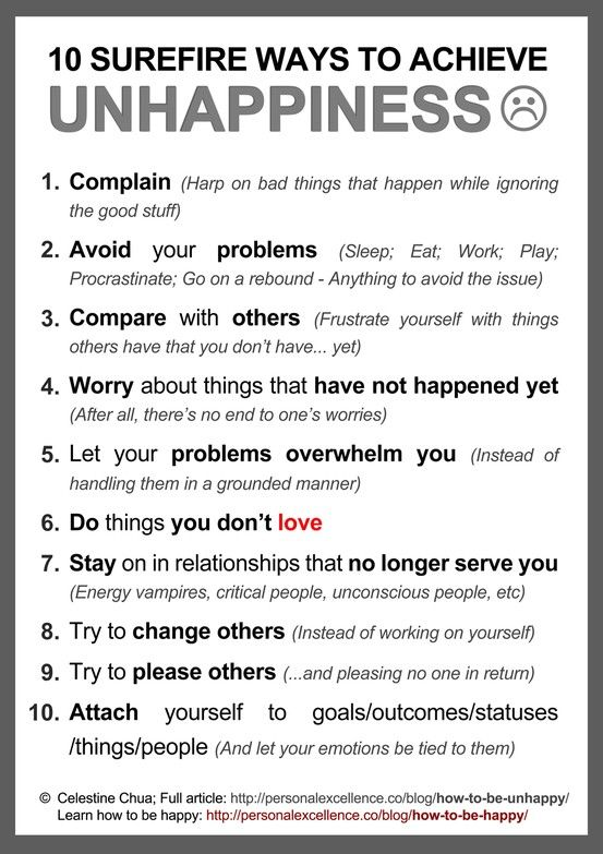 a must-read!Achievement Unhappy, 10 Surefire, Life, Inspiration, Stuff, Quotes, Food For Thoughts, Truths, Choo Happy
