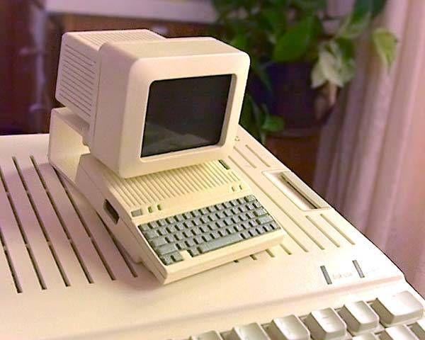 3D Printed Apple IIc Raspberry Pi Case