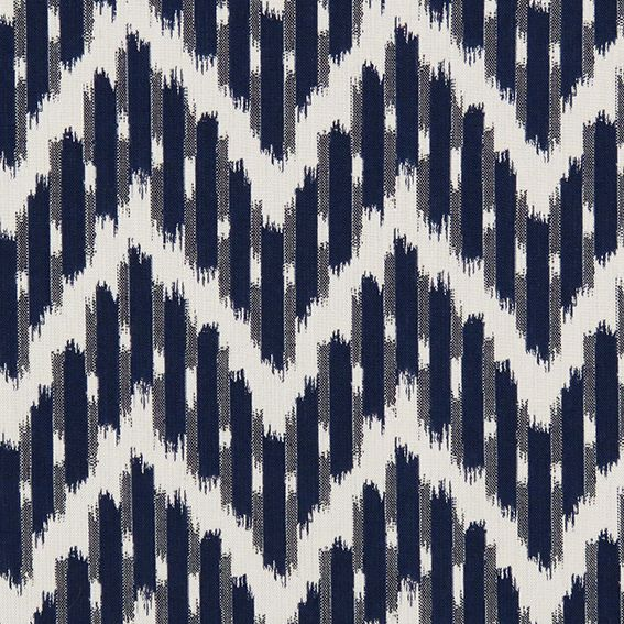Forest Ikat col.Navy