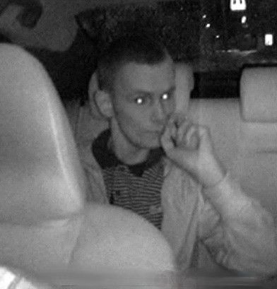 Do you know this man? Police want to speak to him about an armed robbery in Logan River Road, Beenleigh on November 30, 2013. Two men entered a service station about midnight and one of the men has produced a knife, demanding cash which was handed over. Call Crime Stoppers on 1800 333 000.