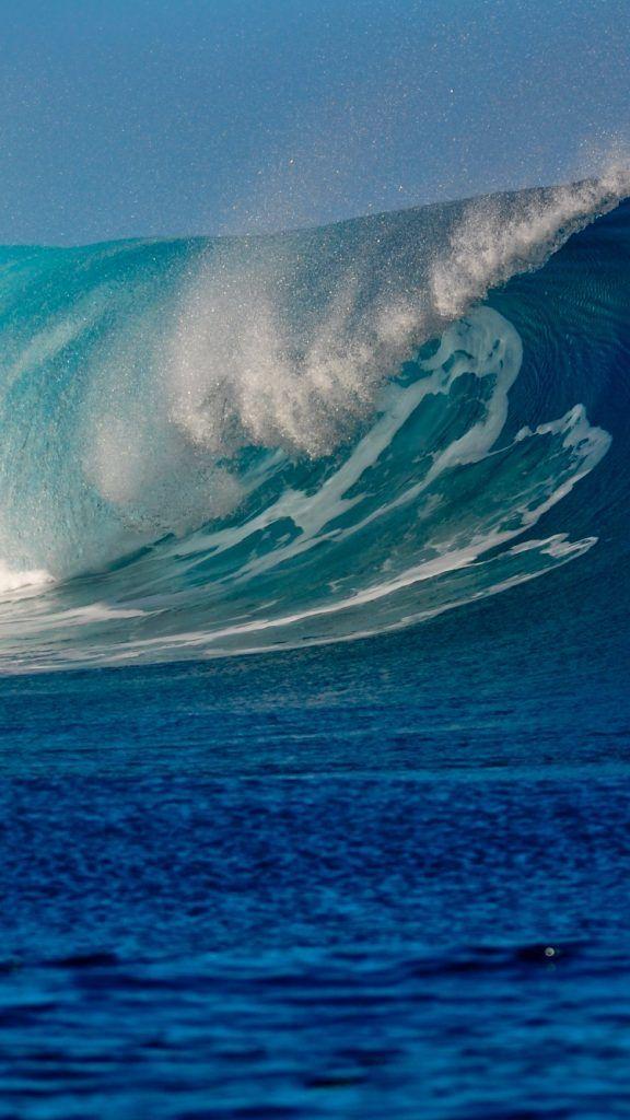 Best Of Iphone X Wallpapers Sea Waves Waves Ocean Waves