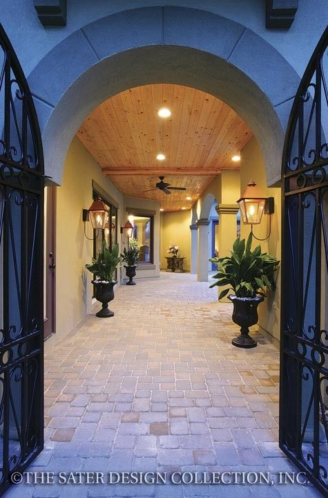 Sater design collection home plans - Home design