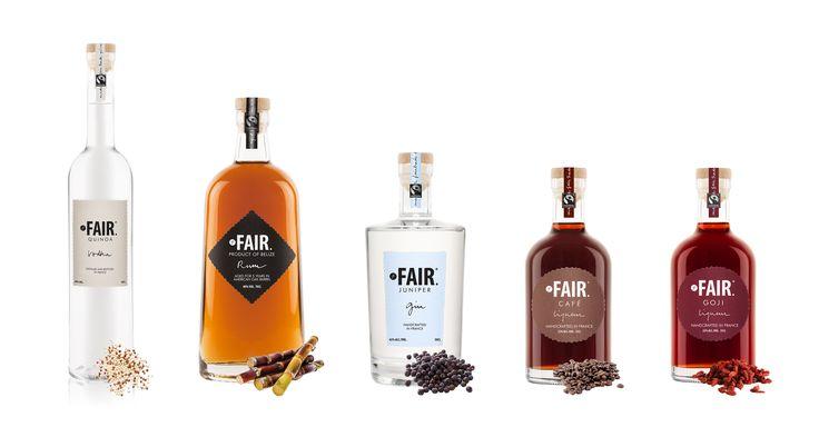 FAIR.は一人のフランス人が思いついた、原料農家から最終消費者まで製品を通して皆がどれだけ平等にハッピーになれるか、というアイデアからスタートしたという点で既存のお酒とは全く違います。それをたどって行った結果、最高の原料と伝統の蒸留技術が出会い実にまろやかで芳醇なスピリッツが出来上がったという事実は、既存の工業的に大量生産される酒類とはまさに対照的であり皮肉でさえあります。<FAIR.spirits>