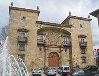 Burgos Espinosa de los Monteros Palacio Chiloeches