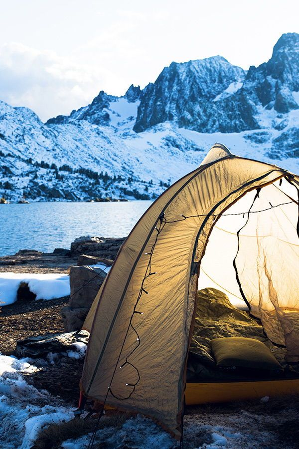 How To Stay Warm When Winter Camping | Winter camping ...