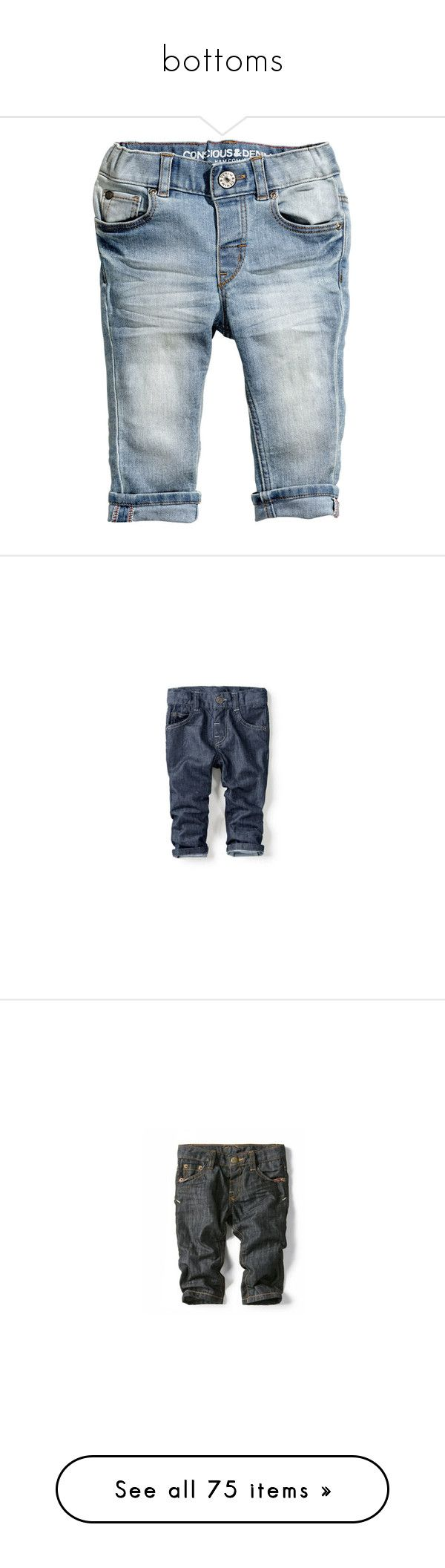 """bottoms"" by beyondunkwn ❤ liked on Polyvore featuring baby boy, kids, baby, baby clothes, boys, baby boy clothes, pants, babyboy, h&m trousers and checked trousers"