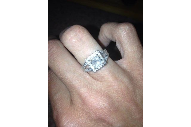 1000 Images About Gently Used Engagement Rings At Their Finest On Pinterest
